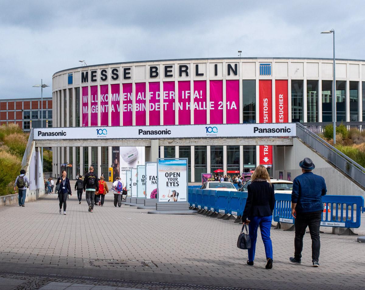 Самые горячие новинки представленные на IFA 2018 в Берлине © Техномод