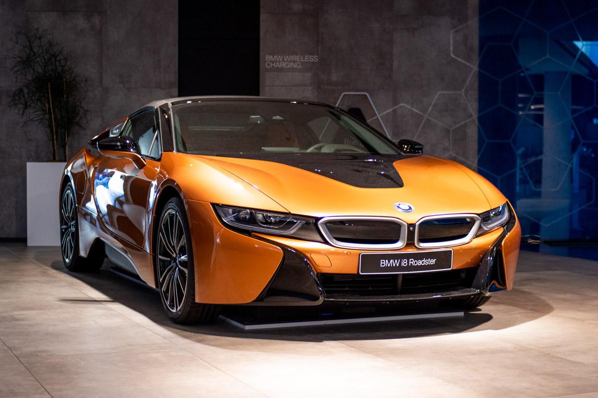 BMW Welt. Мир BMW для тех, кто не успел в музей или на завод © Техномод