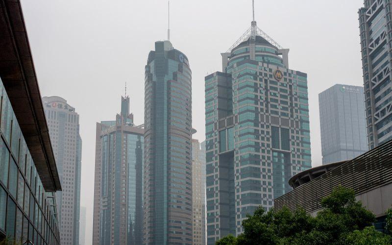 Шанхай © Техномод