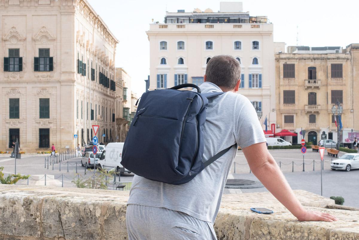 Обзор рюкзака Promate Cityback-BP. Все плюсы и минусы городской сумки © Техномод