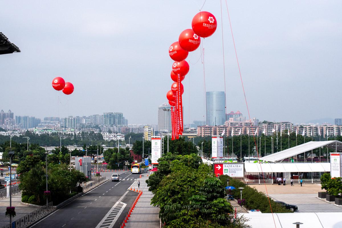 Выставка Canton Fair в Гуанчжоу. Бизнес с Китаем без посредников и тренингов © Техномод