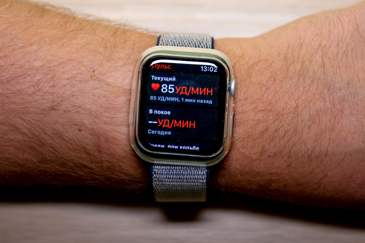 Обзор Apple Watch Series 4 GPS + Cellular 44mm Aluminum Case © Техномод