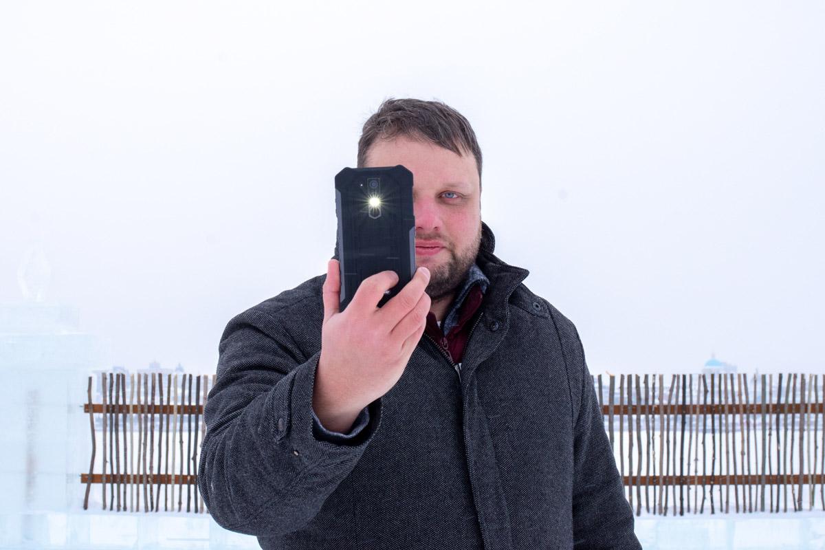 Обзор защищенного смартфона Ulefone Armor 6. Непробиваемая мощь! © Техномод
