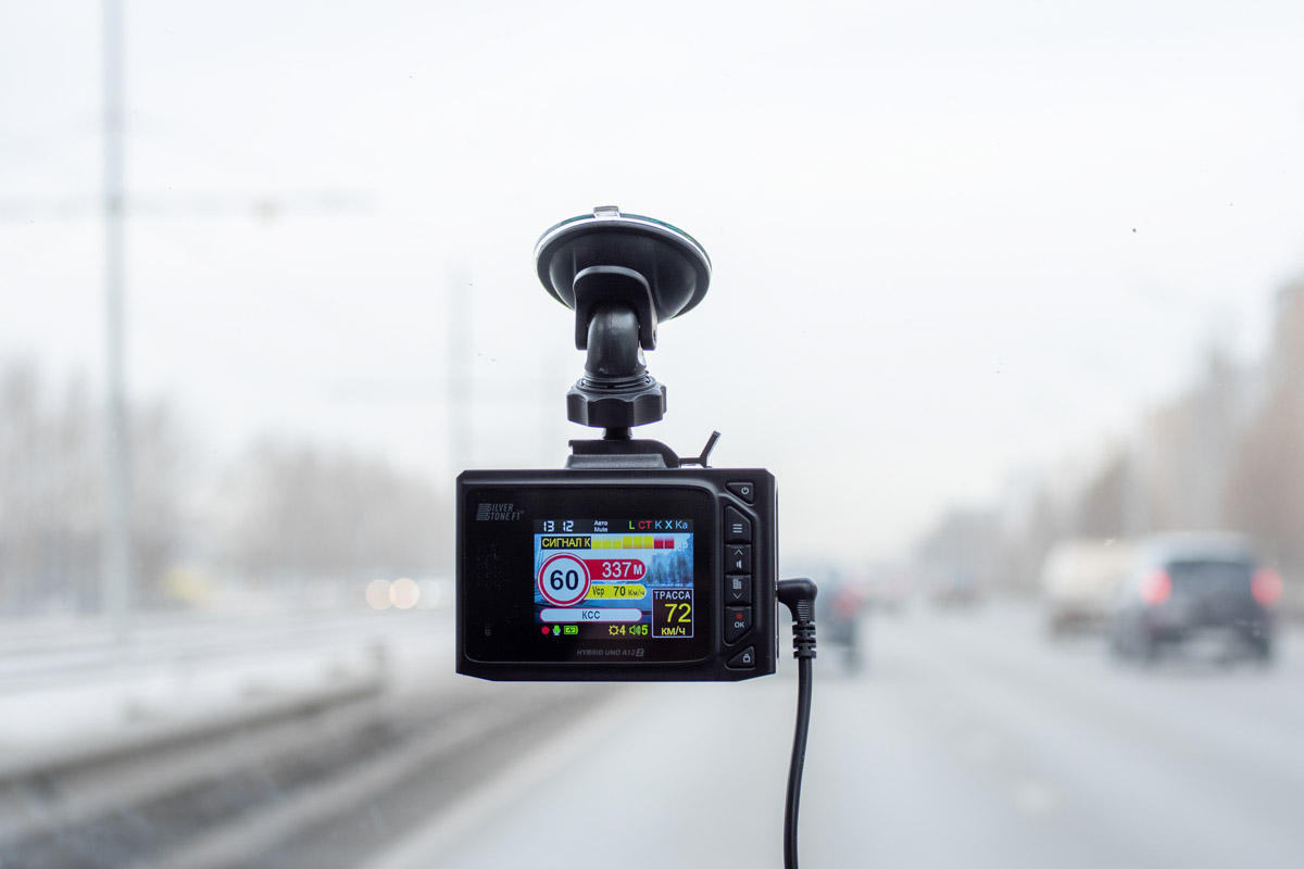 Обзор компактного комбо-устройства SilverStone F1 Hybrid UNO A12 Z © Техномод