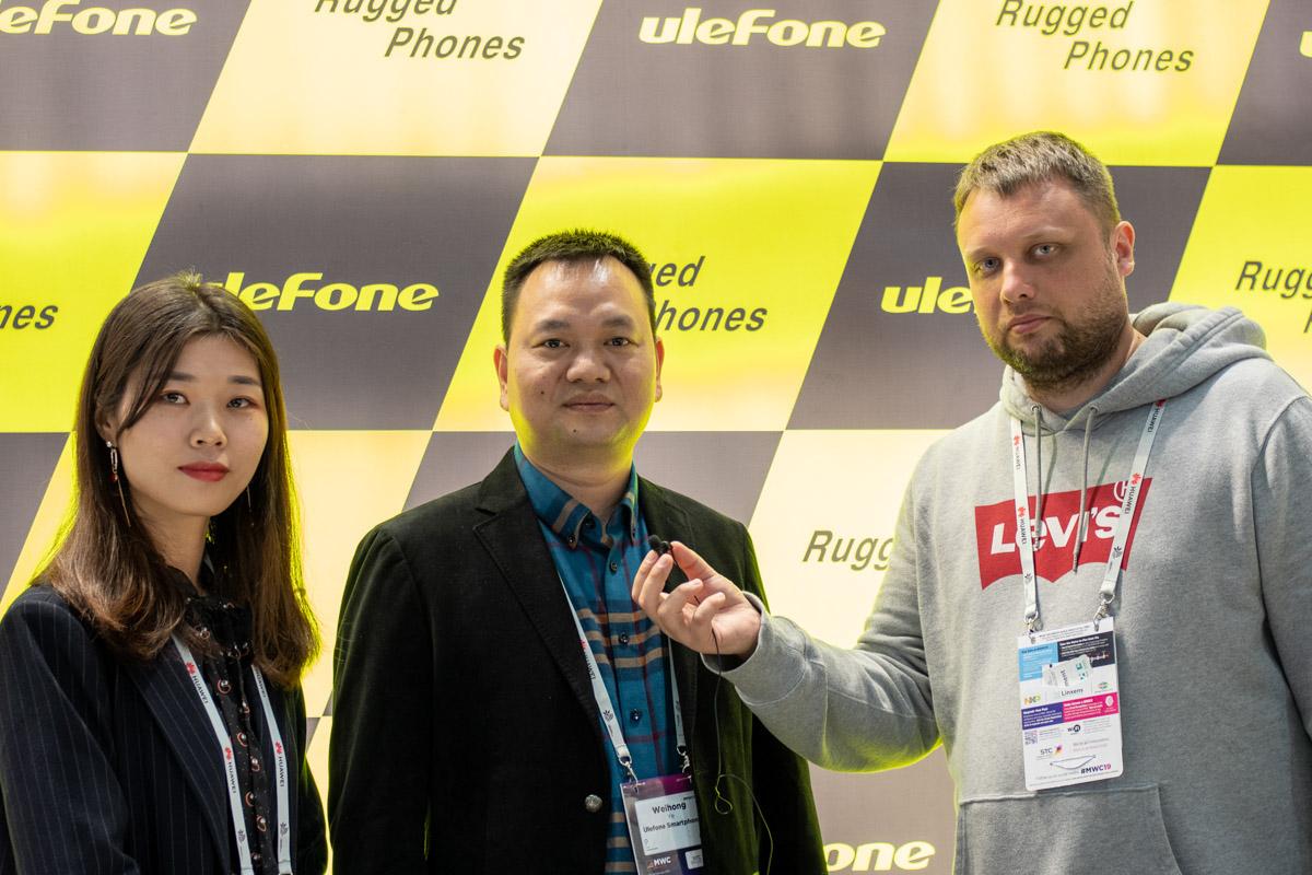 Интервью с вице-президентом компании Ulefone: переход на процессоры Snapdragon, мировые продажи и новинки 2019 года © Техномод