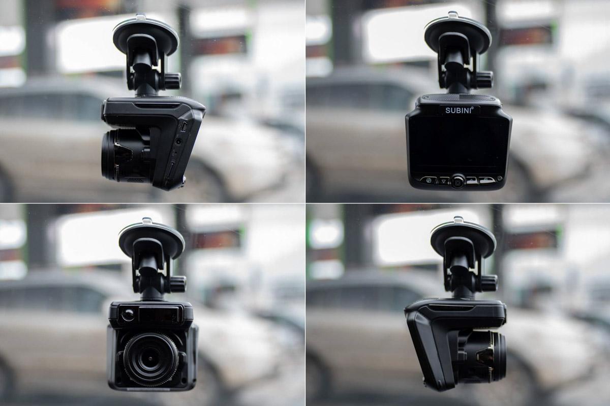 Обзор доступного автомобильного комбо-устройства 3-в-1 Subini XT-5 © Техномод