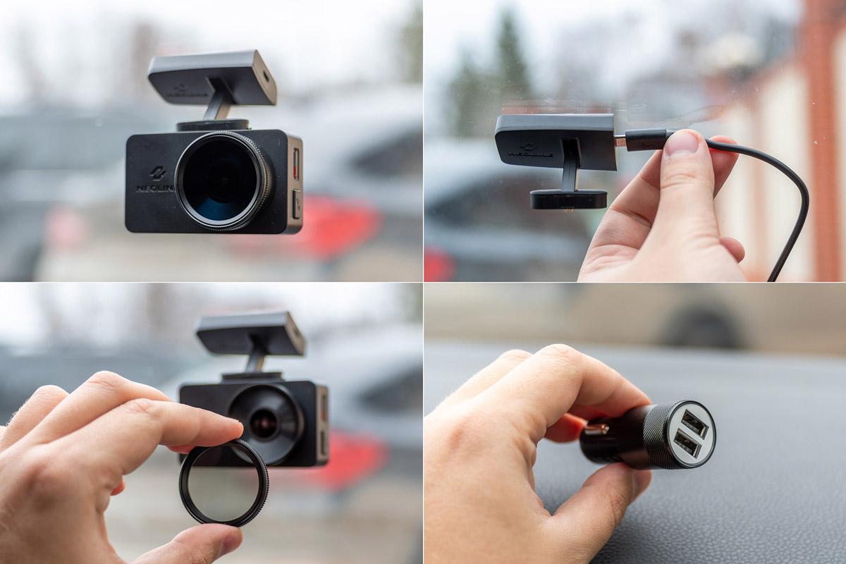 Обзор видеорегистратора Neoline G-TECH X72: магнитный подвес, матрица SONY, ночная съемка и расширенный режим парковки © Техномод