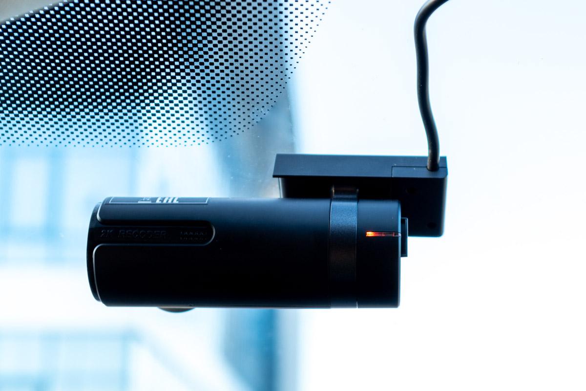 Обзор видеорегистратора TrendVision Tube 2.0. Съемка с разрешением 2K и ничего лишнего © Техномод