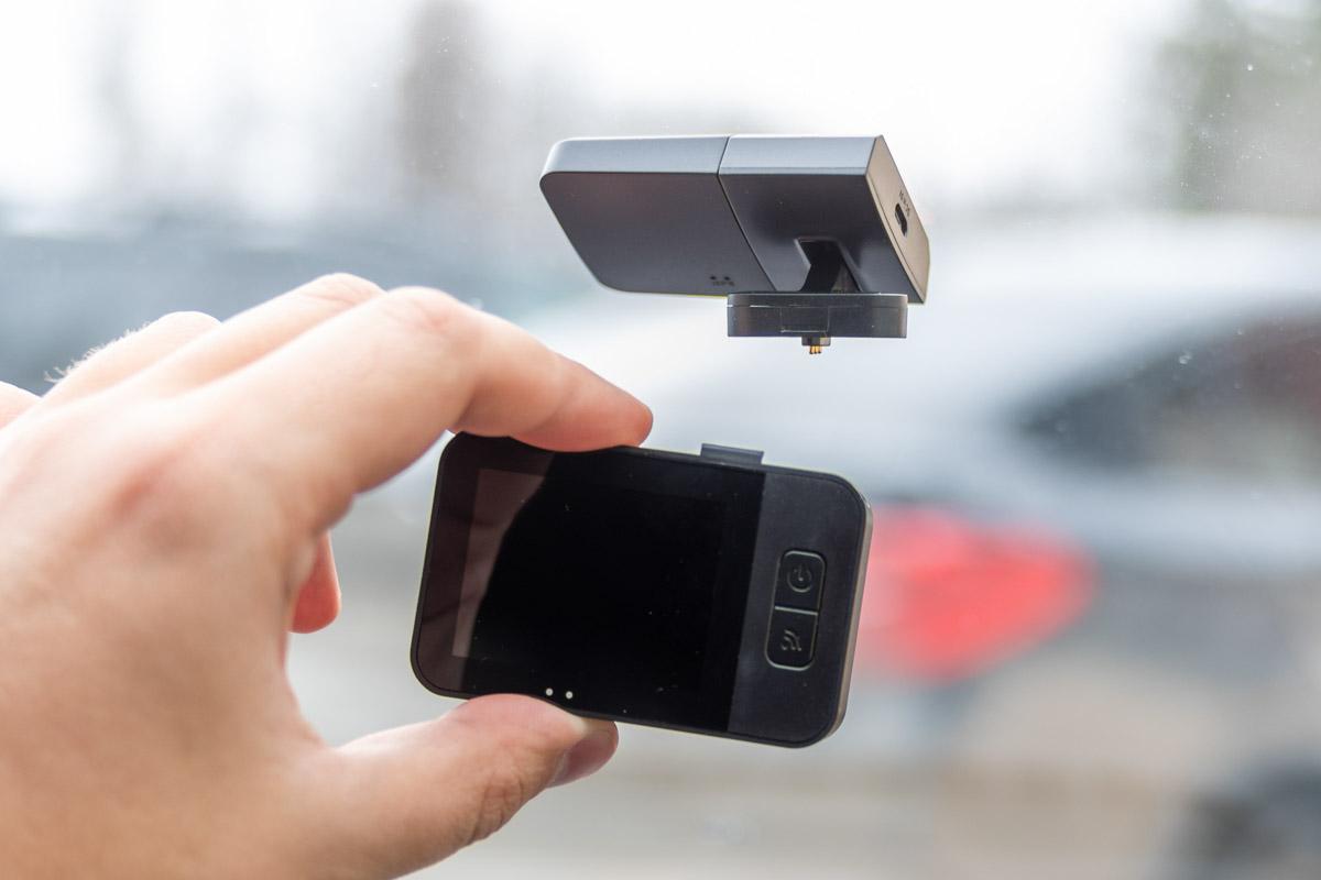 Обзор видеорегистратора Carcam Q8. Не дожил до конца тестирования © Техномод