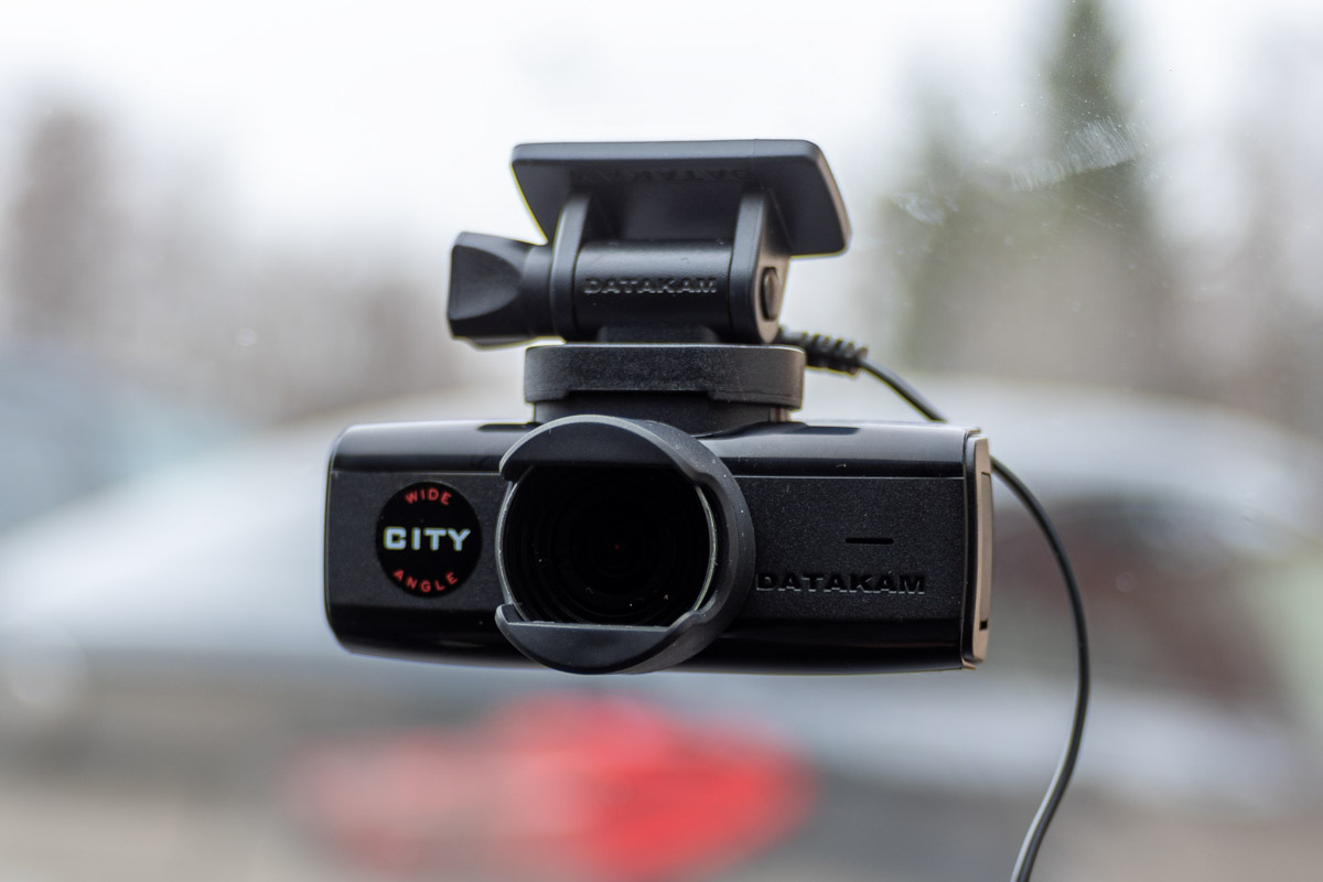 Обзор видеорегистратора DATAKAM G5 CITY или деньги на ветер © Техномод