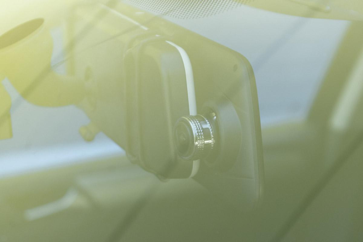 Видеорегистратор-зеркало INCAR VDR-U09 с дополнительной камерой © Техномод