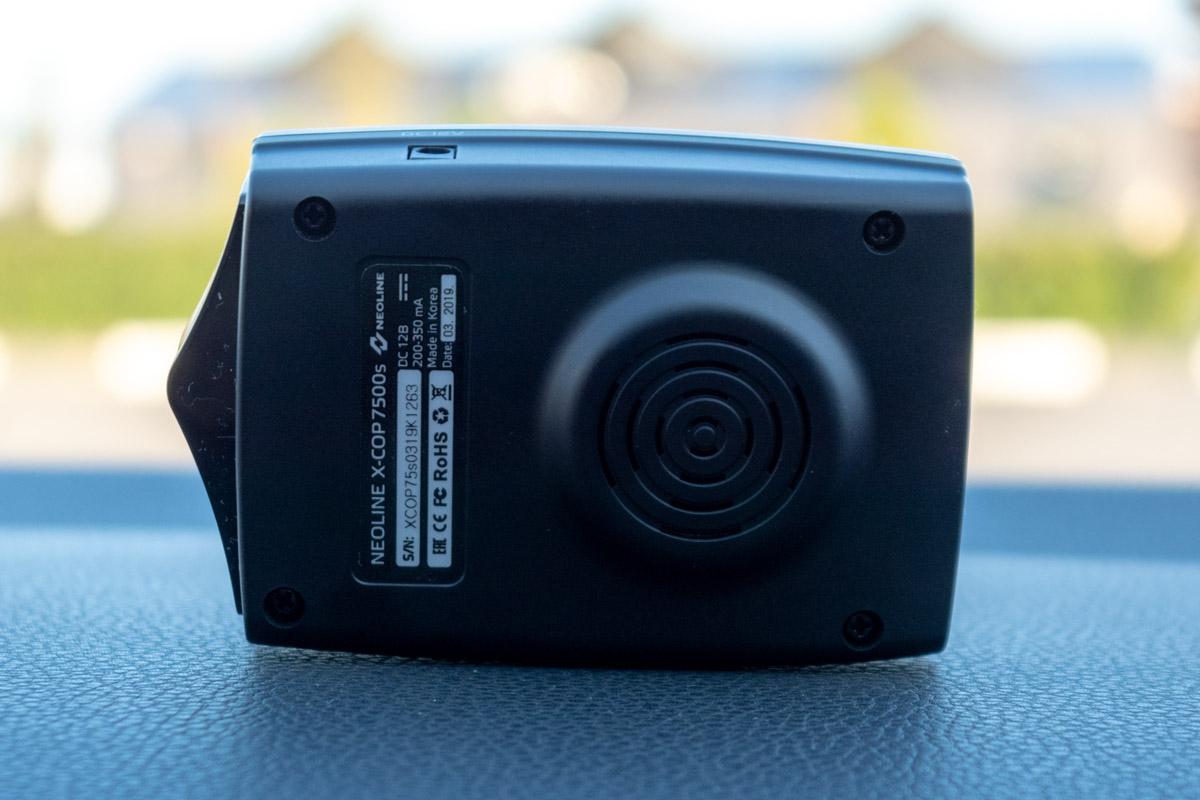 Обзор радар-детектор Neoline X-COP 7500S или как два года оставаться лидером рынка © Техномод