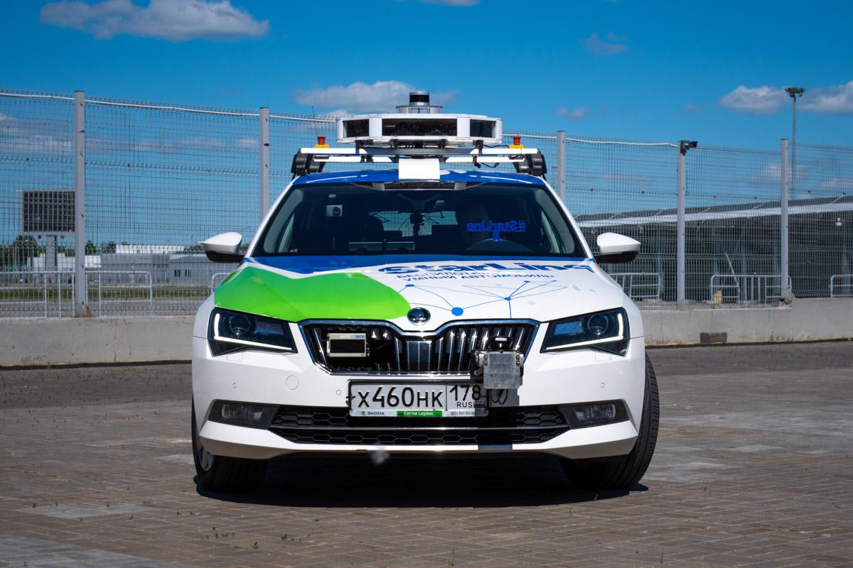 Беспилотный автомобиль StarLine прокатился по России © Техномод