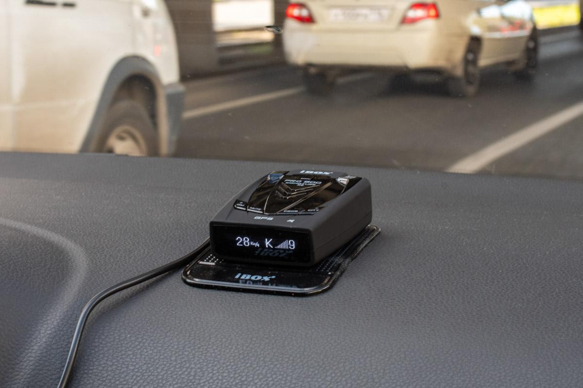 Тестируем радар-детектор iBOX PRO 800 Signature SE в «полевых» условиях © Техномод