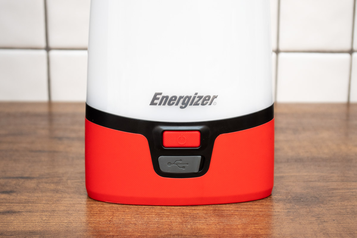 Обзор фонаря Energizer USB Lantern: режим ночника и функционал повербанка © Техномод