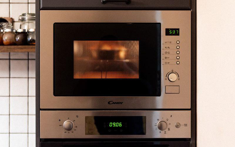 Обзор встраиваемой микроволновой печи Candy MIC20GDFX © Техномод