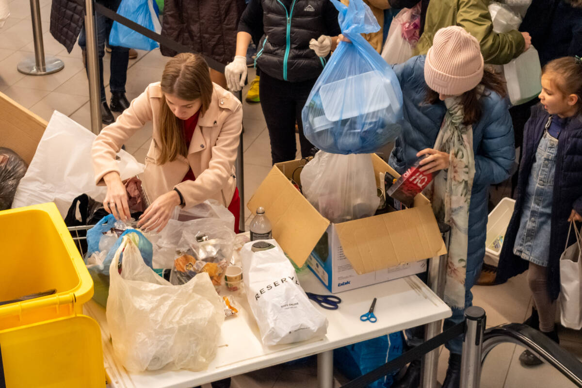 Сортировка мусора в Казани — где, как, зачем? © Техномод