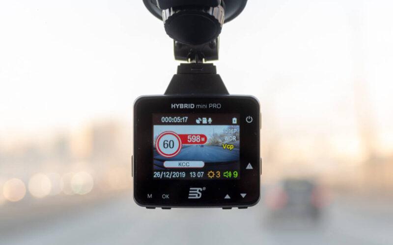 Обзор видеорегистратора SilverStone Hybrid mini PRO © Техномод