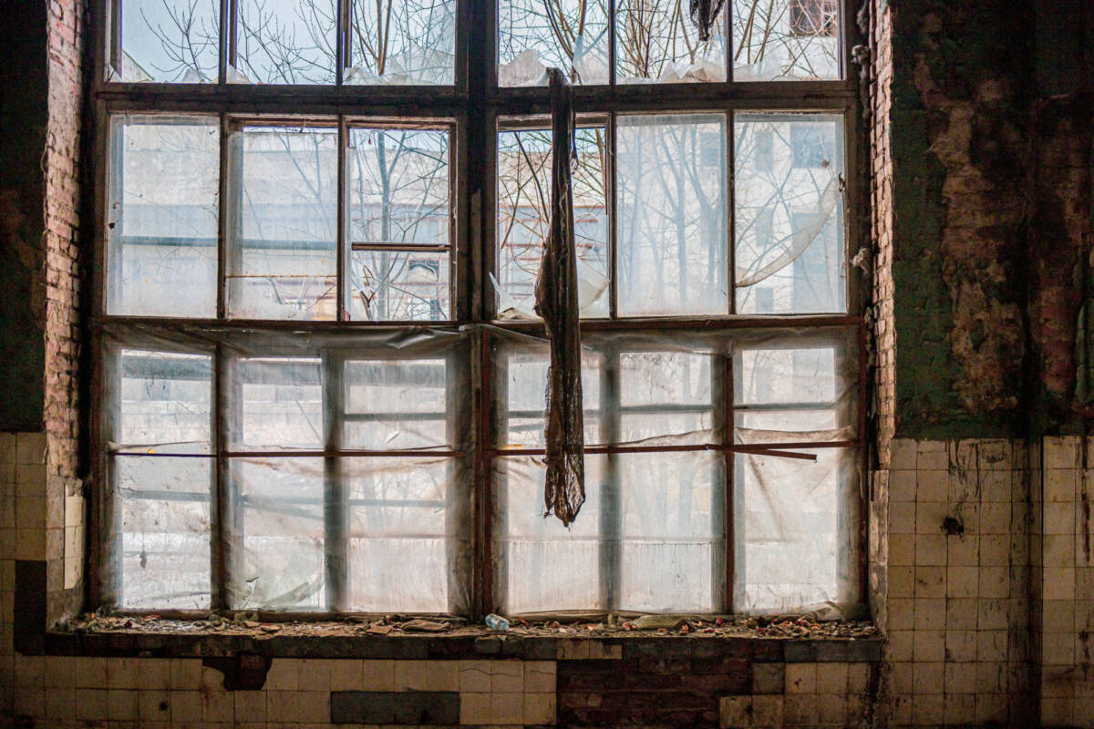 Заброшенный завод киноплёнки «Тасма» или неосвоенные площади технополиса «Химград» © Техномод