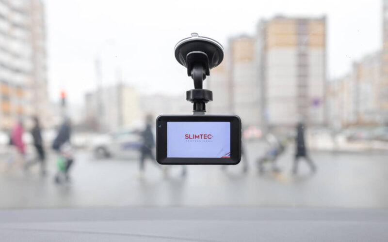 Обзор компактного и недорогого видеорегистратора SLIMTEC ALPHA XS © Техномод