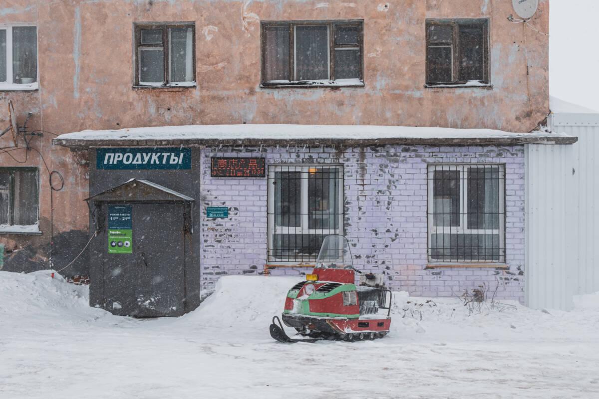 Как добраться до Териберки зимой. Если дорога закрыта, то она закрыта для всех! © Техномод