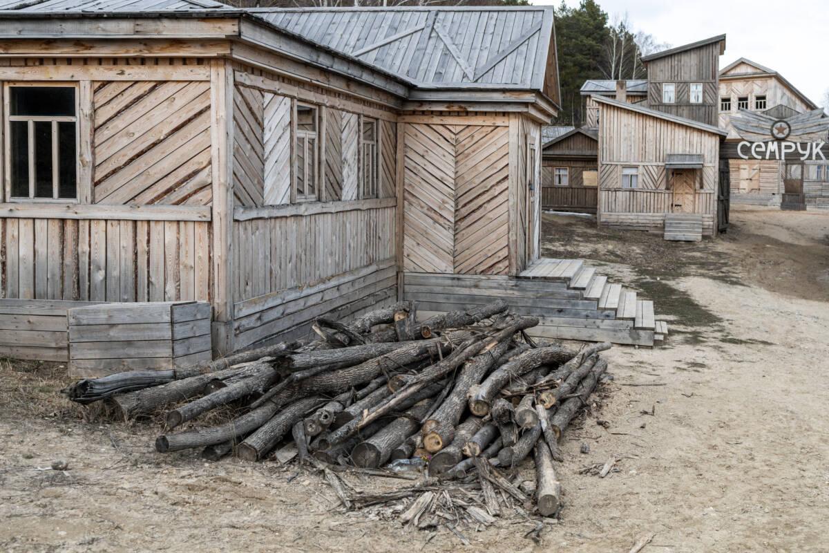 Семрук. Место где снимали сериал «Зулейха открывает глаза» © Техномод