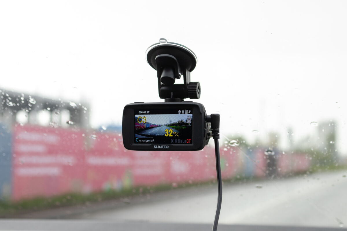 Обзор комбо-устройства Slimtec Hybrid X Signature. Доступный гибрид с сигнатурным распознаванием камер © Техномод
