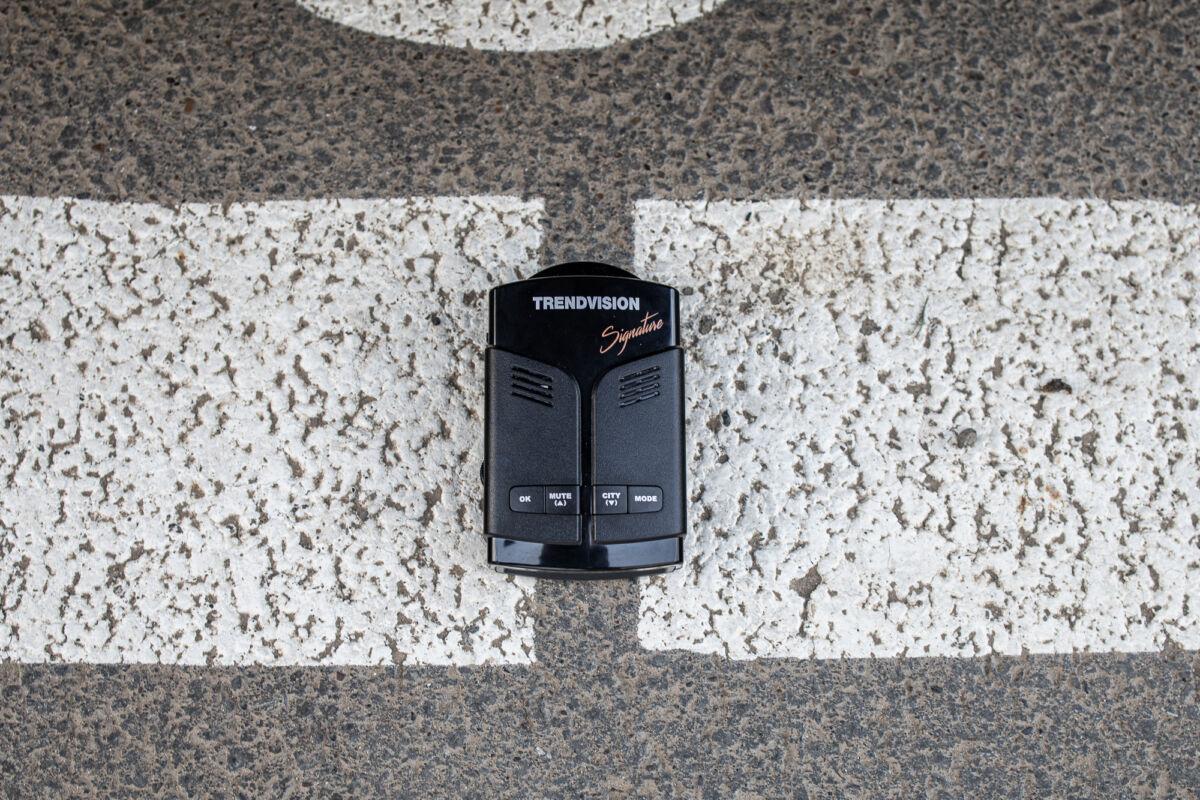 Сигнатурный радар-детектор TrendVision Drive 700 Signature. Распаковка и тестирование против АВТОУРАГАН и КОРДОН © Техномод