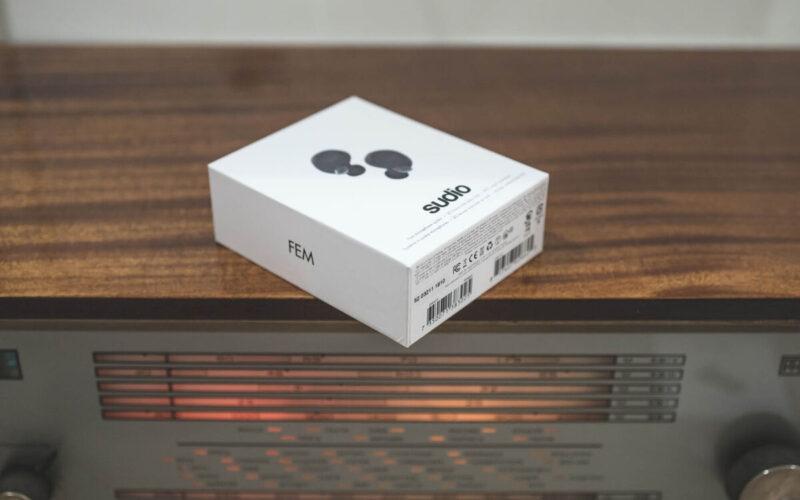 Распаковка и тестирование беспроводных наушников премиум-класса из Швеции SUDIO FEM © Техномод