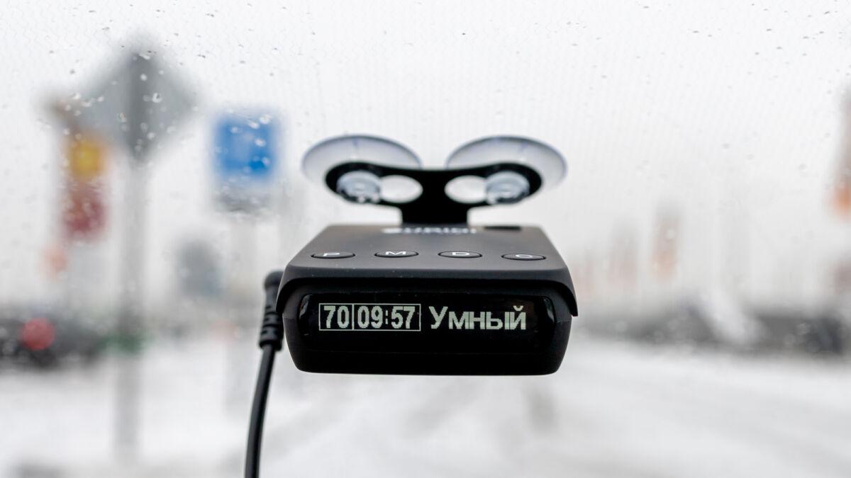Стоит ли покупать «бюджетный» радар-детектор SUBINI STR-808 © Техномод