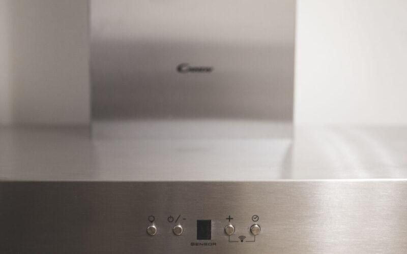 Распаковка и тестирование кухонной вытяжки Candy CMB97SLX WIFI с управлением по Wi-Fi © Техномод