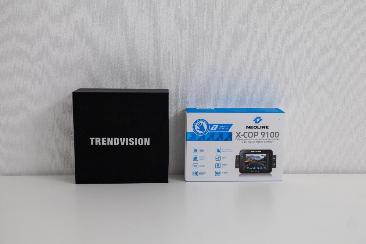 TrendVision Hybrid Signature против Neoline X-COP 9100. Выбираем лучший автомобильный гибрид сезона 2020-2021. Серия #2 © Техномод