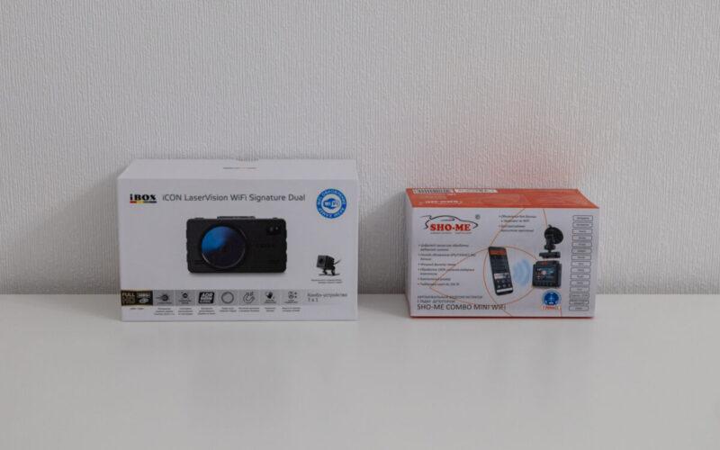 iBOX iCON LaserVision WiFi Signature Dual против SHO-ME COMBO Mini WiFi. Выбираем лучший автомобильный гибрид сезона 2020-2021. Серия #7 © Техномод