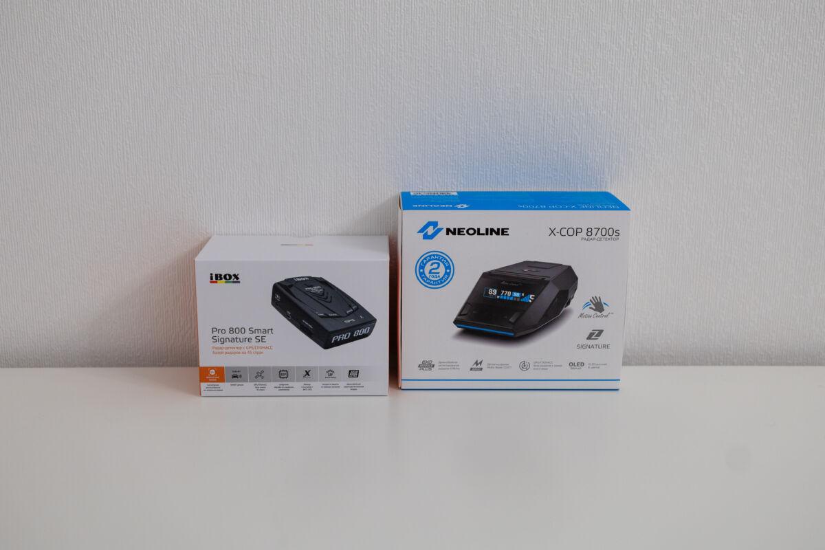 iBOX Pro 800 Smart Signature SE против Neoline X-COP 8700S. Выбираем лучший автомобильный радар-детектор сезона 2020-2021. Серия #5 © Техномод