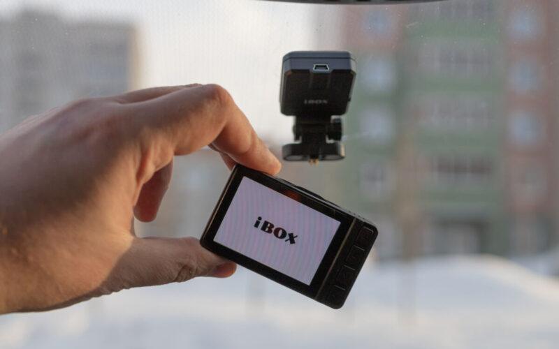 Обзор видеорегистратора iBOX Alpha WiFi с магнитным креплением и Wi-Fi © Техномод