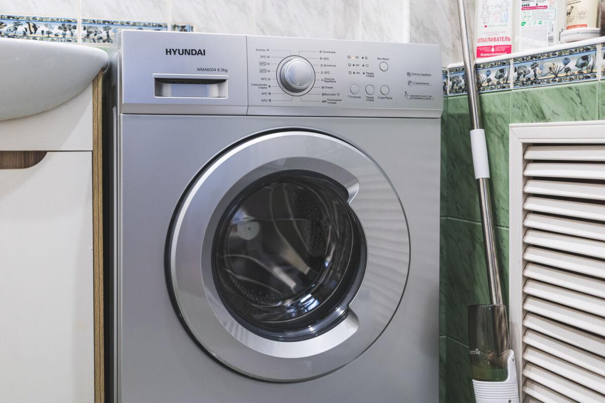 Обзор стиральной машины HYUNDAI WMA6004. Недорогое решение для небольших квартир © Техномод