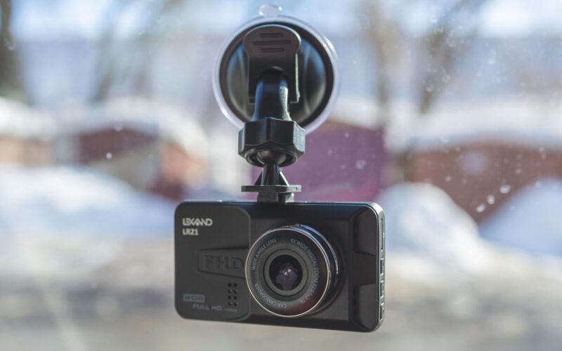 Обзор недорогого видеорегистратора LEXAND LR21 © Техномод
