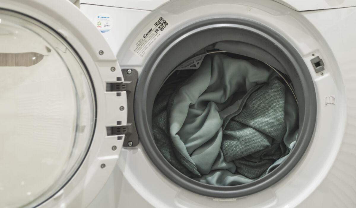 Обзор стиральной машины с сушкой Candy Smart Pro CSOW4 1364T/2-07 © Техномод