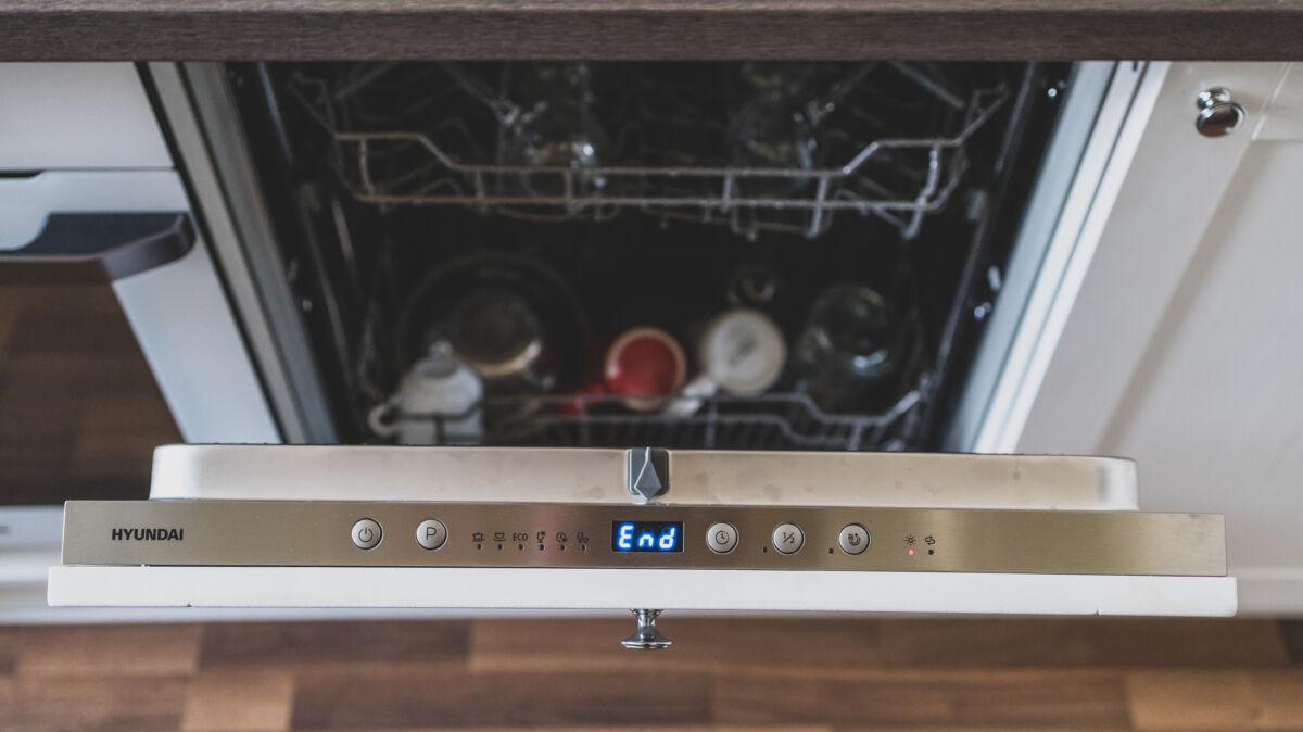 Обзор встраиваемой посудомоечной машины Hyundai HBD 660 © Техномод