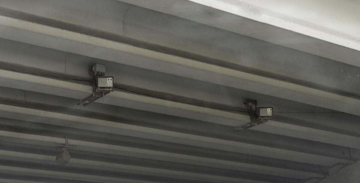 Комплекс состоящий из нескольких полицейских камер «Крис» © Техномод