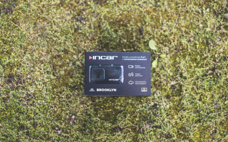 Обзор комбо-устройства Incar SDR-170 Brooklyn. Распаковка и тест против камер «Кордон» и «Автоураган»