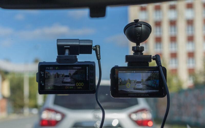 iBOX RoadScan WiFi GPS Dual против SilverStone F1 CityScanner © Техномод